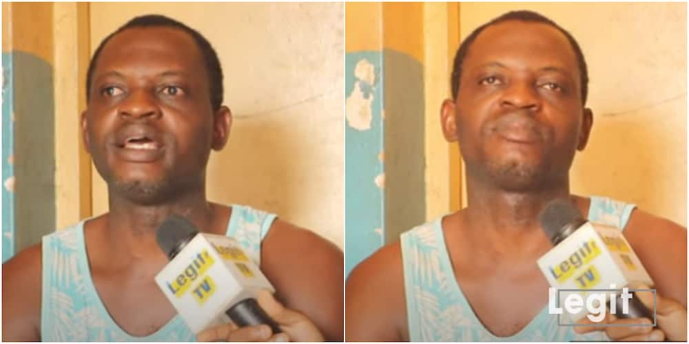My Wife Abandoned me Because I Returned from Libya Blind: Nigerian Man Declares, Shares Horrible Experience
