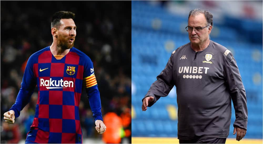 Lionel Messi exhorte Barcelone à signer le patron argentin de Leeds United, Marcelo Bielsa
