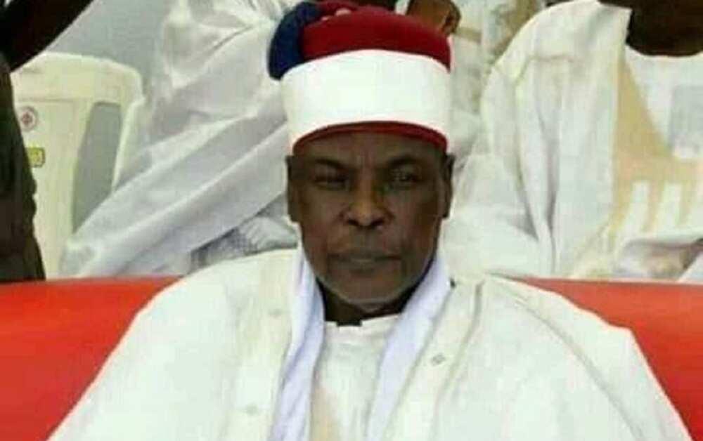 Shehu Abba Masta II: Borno first class emir dies