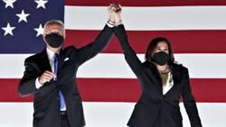 Heated reactions in America as Joe Biden refers to Kamala Harris as 'president' again