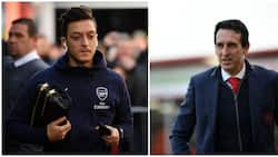 Unai Emery finally reveals reasons for dropping Ozil in Arsenal's slim win over Bournemouth