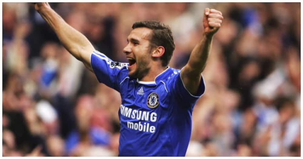 Andriy Shevchenko: Roman Abramovich eyeing ex-Blues star as possible Lampard replacement