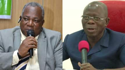 You have taken over my job - APC national adviser reportedly accuses Oshiomhole, writes party chairman