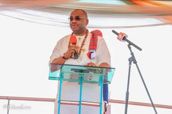 Akwa Ibom gov says industrialization is solution to unemployment, insecurity - Latest News in Nigeria & Breaking Naija News 24/7 | LEGIT.NG