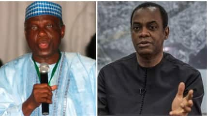 Breaking: Donald Duke sacked as court declares Prof Jerry Gana SDP presidential candidate