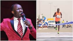 Stamina or capacity for long-suffering? Pastor Suleman questions why Kenyans always win marathons