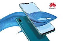 Huawei unveils innovative full view display and quad camera smartphone - Y9 2019