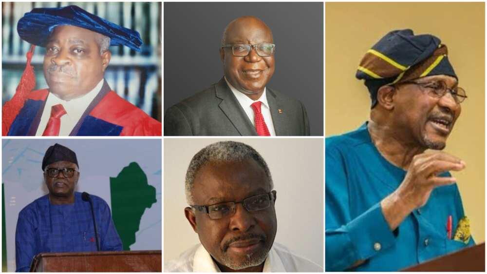 Coronavirus: Five Nigerian prominent professors who died of COVID-19