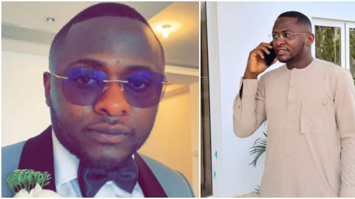 You won't wed: Registrar denies Ubi Franklin's friend from getting married at Ikoyi registry over dreadlocks