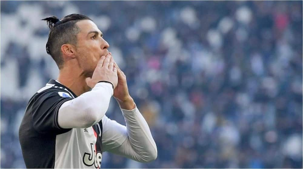 Cristiano Ronaldo hilariously trolled by team mates for rocking outrageous KSh 164k outfit
