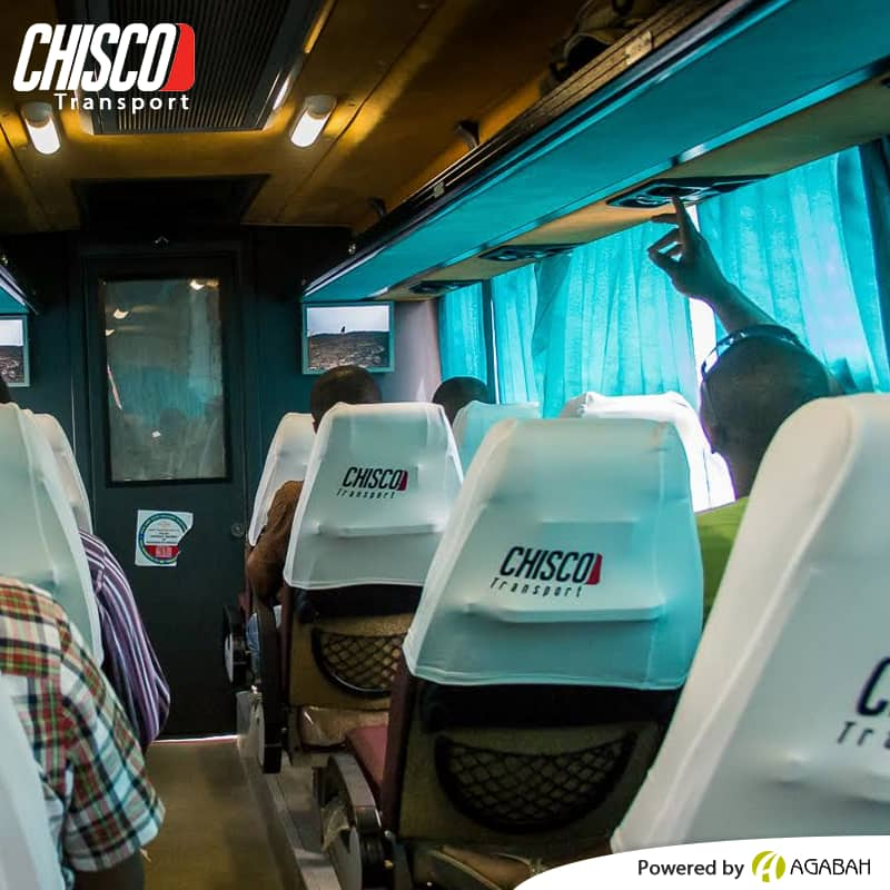 Chisco Transport booking