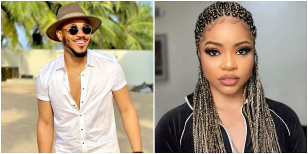 People's Opinion Did Not Make Me Act Differently: BBNaija's Ozo on Relationship With Nengi