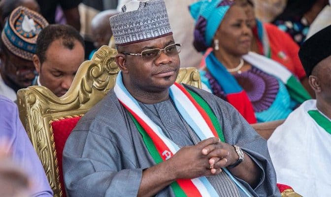 Yahaya Bello in trouble as Kogi APC stakeholders reject indirect primary