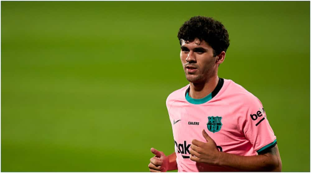 Carles Alena: Barcelona midfielder confirms exit from the club to join Getafe on loan
