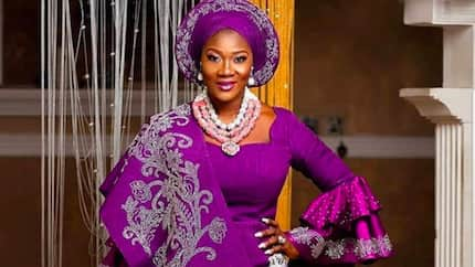 Actress Mercy Johnson shares gorgeous photos in traditional attire
