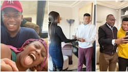 Fewa at 21: Big sisters DJ Cuppy, Temi Otedola celebrate their little brother's birthday with lovely posts