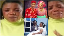 I took oath against my faith; Nigerian lady accused of leaving husband to marry her pastor speaks in new video