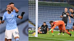 Sensational African star scores magical hat-trick as Manchester City humiliate Burnley 5-0