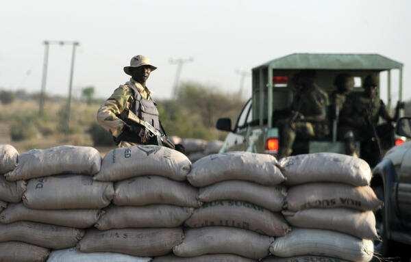 Gunmen allegedly attack military checkpoint, kill 2 Navy officers in Kogi
