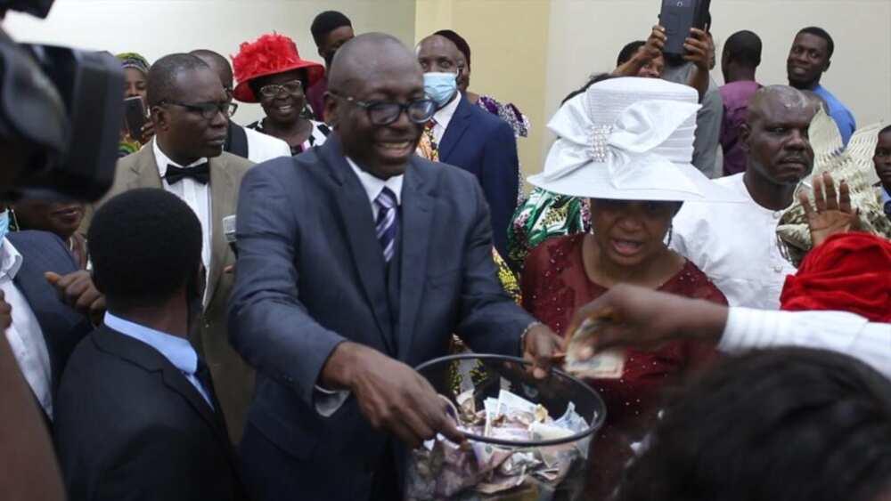 Edo 2020: Court nullifies PDP's suit against Ize-Iyamu's candidacy