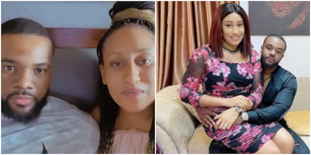 Actor Williams Uchemba and Gorgeous Wife Stun Nigerians With Italian Conversation in Cute Video