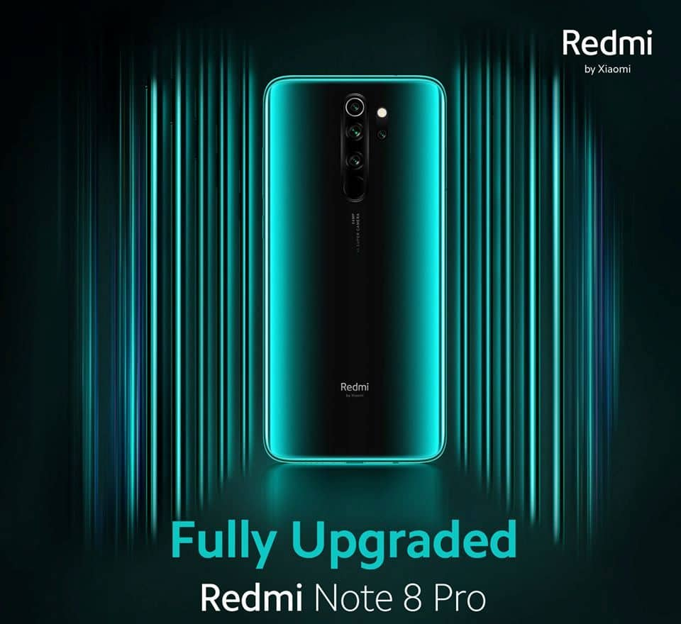 Xiaomi Redmi Note 8 Pro Specifications Review Price