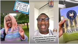 Read your book well well: Billionaire Femi Otedola tells DJ Cuppy as she begins studies at Oxford University