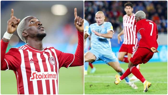 Jubilation as Super Eagles star inspires top European club to Europa League group stages