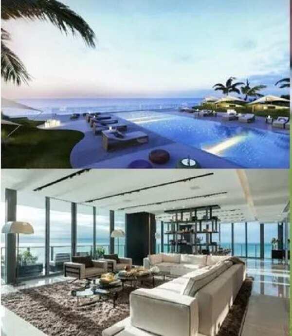 Lionel Messi's Luxurious Miami Mansion worth £5M Boasts of Over 1000 Wine Cellar