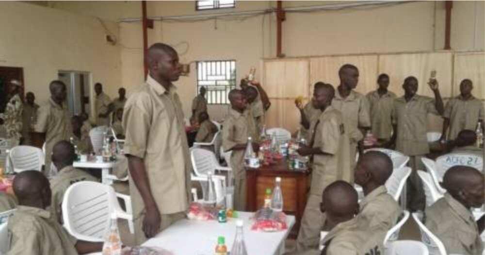 UN praises Nigeria's de-radicalistion programme for repentant terrorists