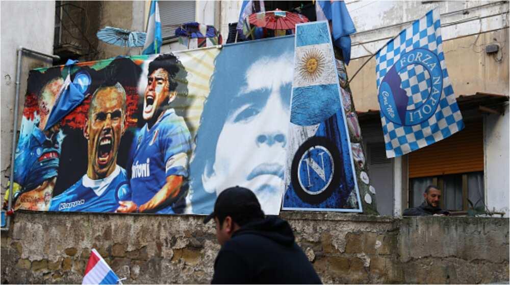 Lokutan da tsohon Tauraron kwallon kafa Maradona ya yi suna a tarihi