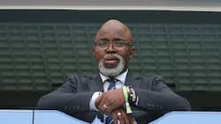 Jubilation in Nigeria as NFF president Amaju Pinnick makes history, lands mighty position at FIFA