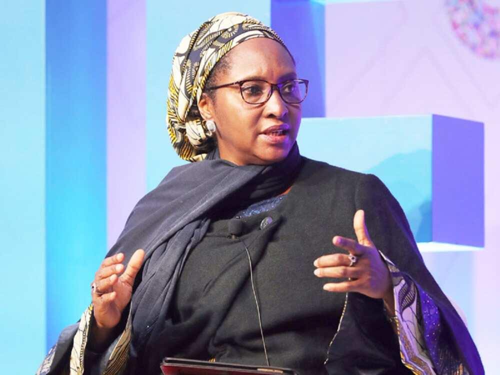 Ayyukan da gwamnati za ta yi da N3.85tr a shekarar badi – Zainab Ahmed