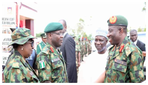 I wasn't under pressure to sack ex-Army boss, says Jonathan