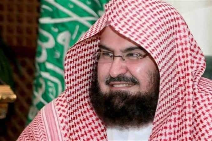Sheikh Abdulrahman Al-Sudais