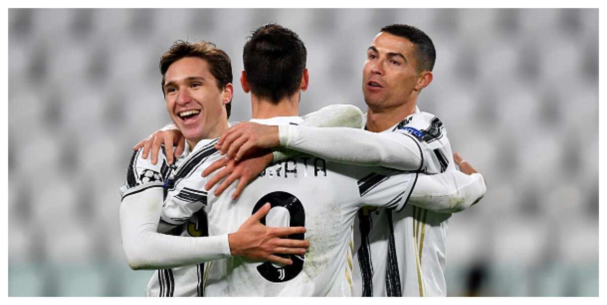 Ronaldo scores 750th career goal as Juventus dispatch Dynamo Kyiv 3-0 in UCL