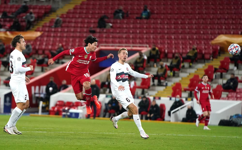 Liverpool vs FC Midtjylland: Diogo Jota's goal gives the Reds 1-0 win in UCL tie