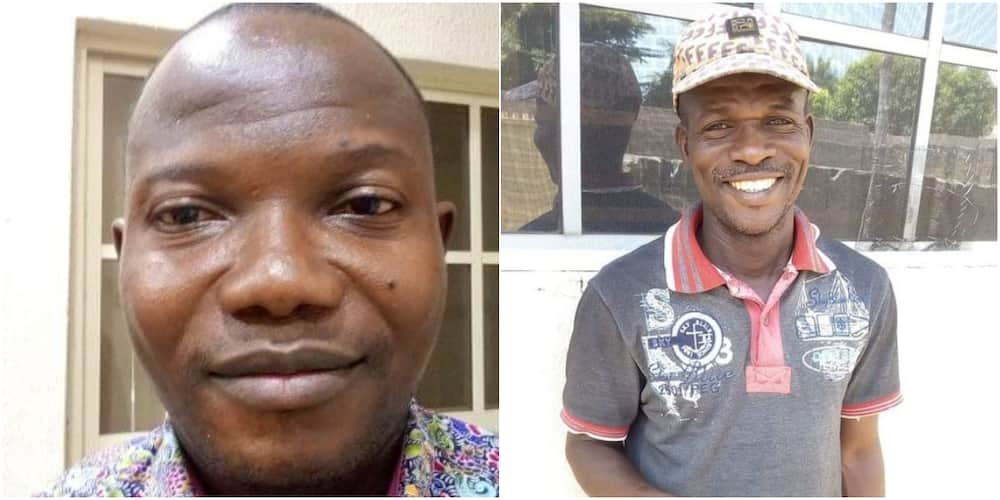 Nigerian man commends AC repairer who returned money meant to change compressor