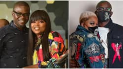 Reactions as Funke Akindele's hubby, JJC Skillz shares stunning photos and brags heavily about actress