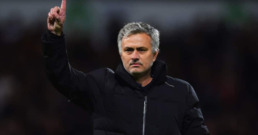 Jose Mourinho Claims Spurs' Performances Are Why His Hair Is Turning Grey