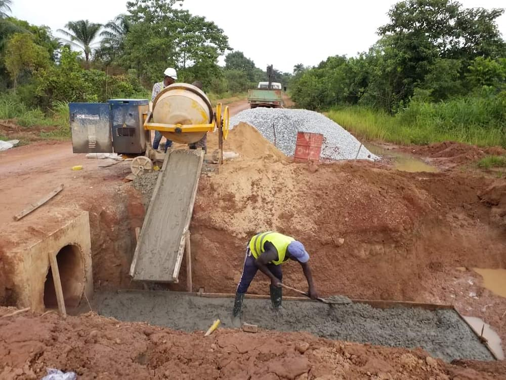 Gov Ugwuanyi collaborates with RAMP-2 to construct bypass from Neke to Eha-Amufu