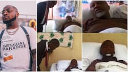 Davido pledges to gift talented Ikorodu Bois N1m for their perfect imitation of Senator Dino Melaye (photos, video)