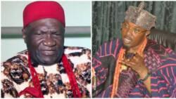 Oluwo of Iwo fires back at Ohanaeze; says Oduduwa was not the last born of an Igbo prince