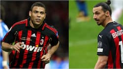 AC Milan legend Ibrahimovic reveals the real GOAT and it's neither Ronaldo nor Messi