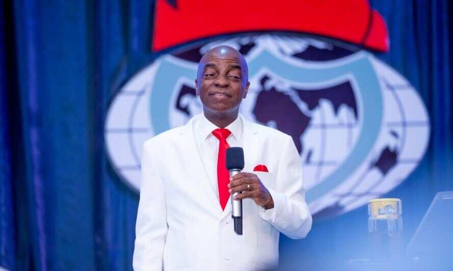 You're under a financial curse when you don't pay tithes - Pastor David Oyedepo