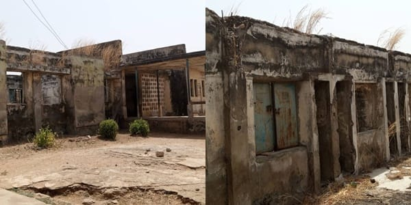 Kagara in pictures: Inside terrible state of govt school where students were kidnapped; Nigerians reacts