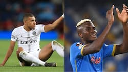 Walter Sabatini names who is the best striker between Victor Osimhen and Kylian Mbappe