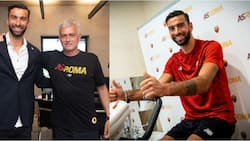 Jose Mourinho makes his first summer signing of as Euro 2020 star joins Roma