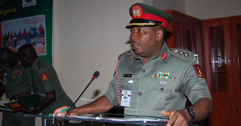 NOUN appoints ex-Army spokesman, Brigadier General Usman faculty member