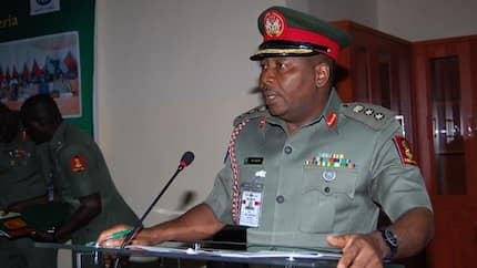 JUST IN: Nigerian Army decorates promoted officers